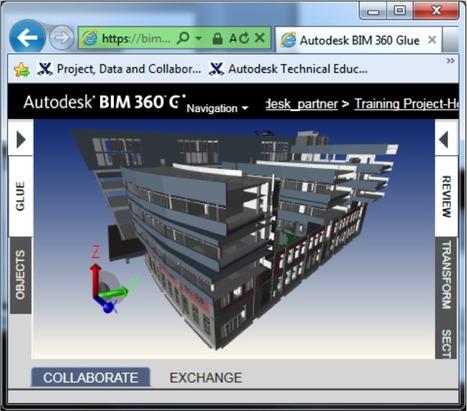 The Autodesk BIM 360 Glue Viewer and REST API |
