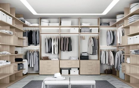 Know About Custom Built Wardrobes in Furniture ...
