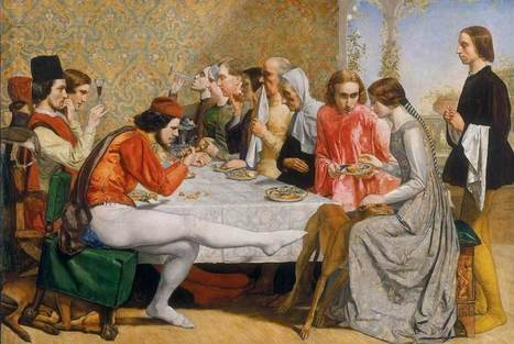 Tate Britain opens major survey of the Pre-Raphaelites: Victorian Avant-Garde | Museums and cultural heritage news | Scoop.it