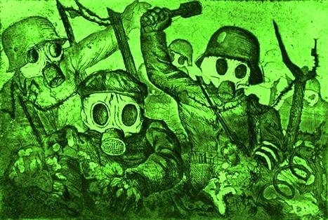 22 avril 1915 et 12 juillet 1917 - La guerre chimique | ARTPOL | Scoop.it
