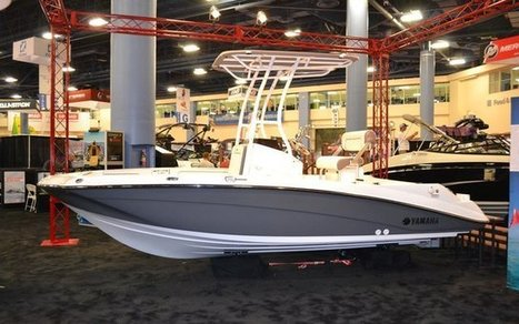 2016 Yamaha 190 FSH, a centre-console boat with jet propulsion | Boat | Scoop.it