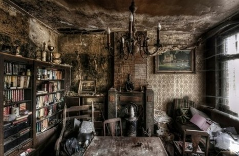 Abandoned homes left untouched  X-Post from rpics full album in comments | Modern Ruins | Scoop.it