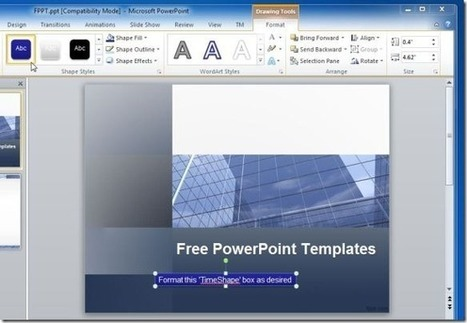 Add Countdown Timer in PowerPoint Presentations