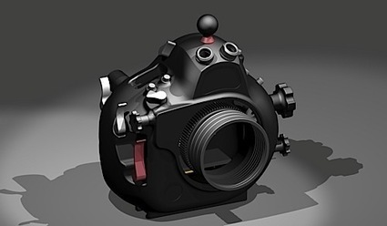 Underwater housings for Nikon D800 and D4 cameras in the making | Photography News | Scoop.it