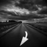 Photographie numérique en noir & blanc