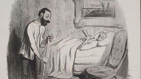 Trésor nazi: 61 Daumier sortent des cartons | Archives  de la Shoah | Scoop.it