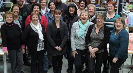 Les couturières choletaises passent à la télé et au ciné | Métiers, emplois et formations dans la filière cuir | Scoop.it