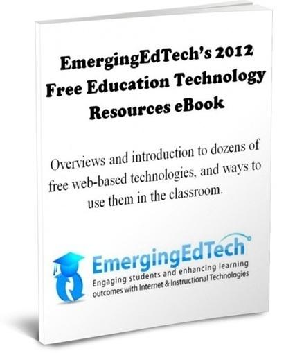 Announcing the 2012 Free Education Technology Resources eBook   educacion-y-ntic   Scoop.it