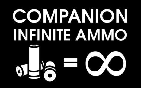 Companion Infinite Ammo at Fallout 4 Nexus - Mo