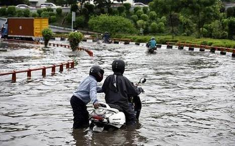 Rains batter north, flood-like situation in Rajasthan   Entertainment News   Scoop.it