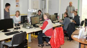 Figeac. La cyber-base étoffe son catalogue de formation | Ardesi - Accès public à Internet | Scoop.it