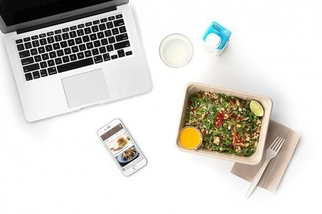 Can Technology Help Workers Eat Healthier? | SocialMediaRestaurants.com | Scoop.it
