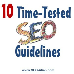 10 Advantages of Using Time-Tested SEO Guidelines | Allround Social Media Marketing | Scoop.it