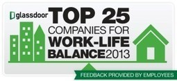Yahoo Ranks No. 16 On Top 25 Companies For Work-Life Balance, Google Fails to Make List | Social Media Marketing | Scoop.it