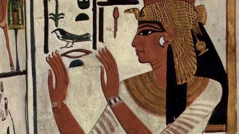 Egipto reabre las dos tumbas faraónicas más espectaculares de la necrópolis tebana | Egiptología | Scoop.it