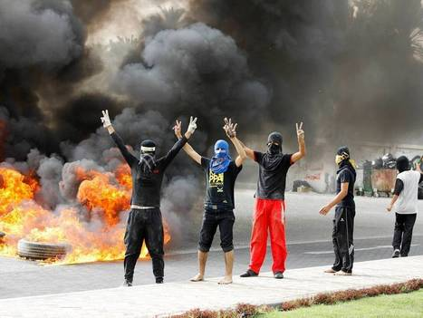 Bahrain GP limps across finish line as lockdown wins the day   Human Rights and the Will to be free   Scoop.it