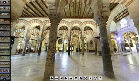 Catedral de Córdoba: Navega por la historia explorando un conjunto religioso único –aulaPlaneta   History 2[+or less 3].0   Scoop.it