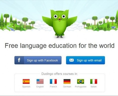 Free Language Education on Web, Android & IOS | Be the first one to help | Scoop.it