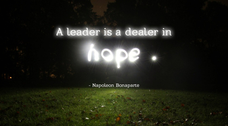 7 inspirational quotes on leadership to motivate you   Technology in Business Today   Scoop.it
