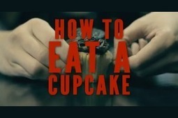 FoodBeast: How to Eat a Cupcake, Like a Gentleman | ORISUE ... | Cake pop e dintorni | Scoop.it