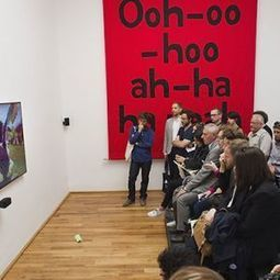 Ex-Cons Tour Deller's Venice Show, Strikes Hobble UK Museums, and More | Art and activism | Scoop.it