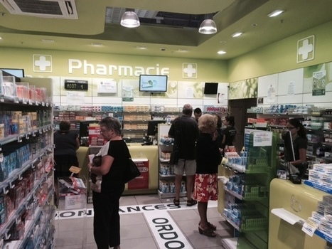 "A Alès, une pharmacie lance un service de click and collect*   La pharmacie de demain sera-t-elle ""click & mortar""?   Scoop.it"