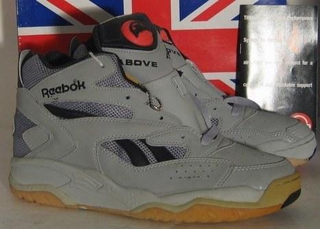 Reebok Pump D Time Grey Black Pink | SneakerFiles