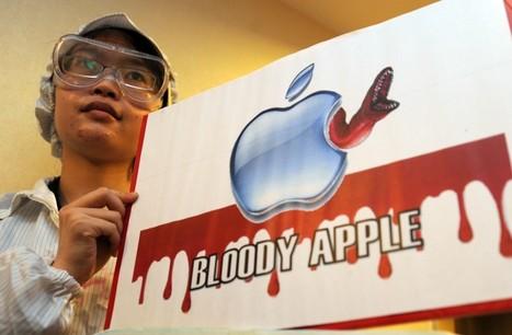 Ya no es novedad: más restricciones de la manzana sangrienta - New iPhones put more polish on Apple's restrictions | Maestr@s y redes de aprendizajes | Scoop.it