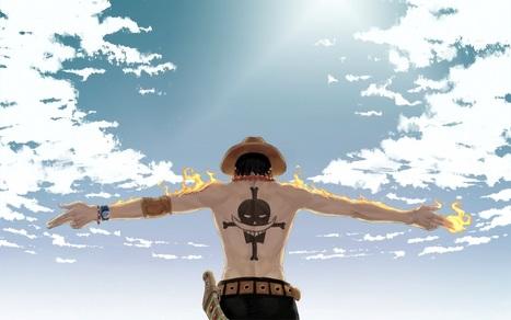 Ảnh Anime One Piece Portgas D. Ace - Tải hình nền đẹp