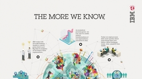 The more we know, the more we want to change everything | The Big Data Hub | L'univers du Web | Scoop.it