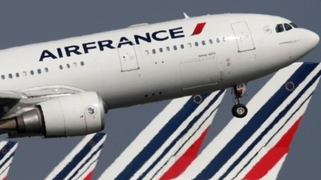 Air France pilot strike poised to worsen labour unrest | AIR CHARTER NEWS | Scoop.it
