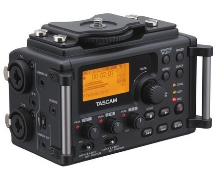 Tascam DR-60D for $189 - Deal Alert | world of Photo and vidéo | Scoop.it