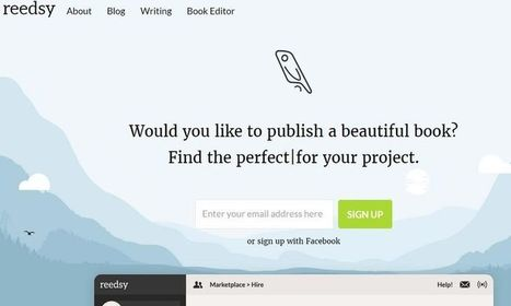 Reedsy: plataforma web para crear y editar tus eBooks | Educació de Qualitat i TICs | Scoop.it
