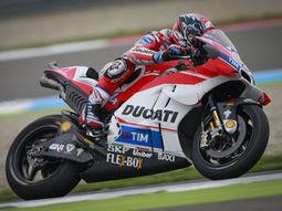 MotoGP: The Current State of Bike/Tires Development in 2016   Ductalk Ducati News   Scoop.it