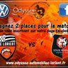 Concours match football