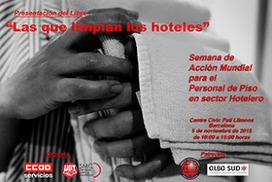 Metiendo bulla: Las camareras de piso, auténticas estrellas de los hoteles | Legendo | Scoop.it