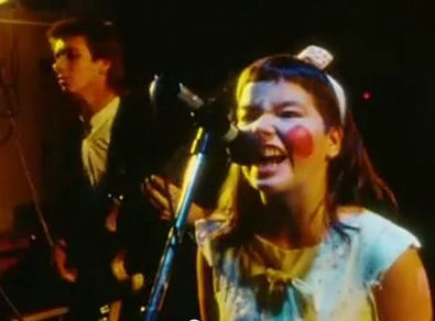 See a young Björk rocking out in 'Rokk í Reykjavík' | Archivance - Miscellanées | Scoop.it