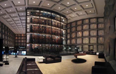 La biblioteca ubicua: leer, investigar y aprend