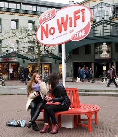 """Have a break..."" No Wi-Fi | Personas 2.0: #SocialMedia #Strategist | Scoop.it"