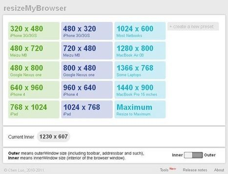 50 fantastic tools for responsive web design | Feature | .net magazine | shulsmans | Scoop.it