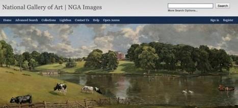 25.000 imágenes de arte que pueden usarse de forma gratuita | Educación (métodos y herramientas) | Scoop.it