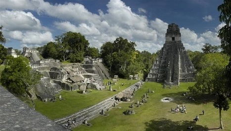 Why Did the Mayan Civilization Collapse? Deforestation and Climate Change | amberosgoodbyce | Scoop.it
