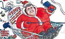 Tesco's Philip Clarke will be disappointed if he's wishing for better figures at Christmas | Buss3 | Scoop.it