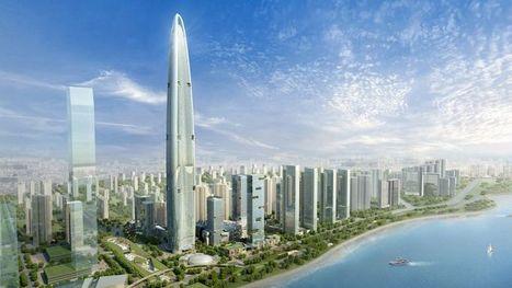 Voici les 10 plus hauts gratte-ciel qui atteindront leur sommet en 2017 |