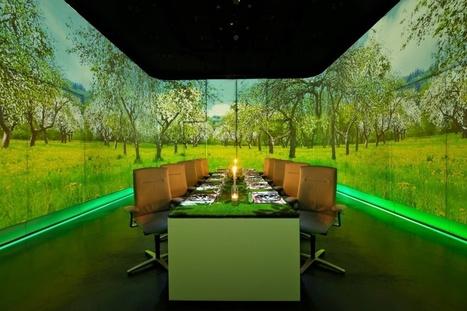 8 restaurants going high tech with tablets, robots, and liquid nitrogen   CulturaDigital   Scoop.it