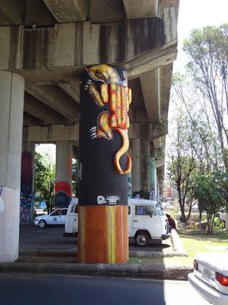 Street art in Morelia, Michoacán, Mexico   World of Street & Outdoor Arts   Scoop.it