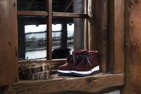 Fabi Shoes: Winter 2014/2015, The Style That Comes From The Cold   Le Marche & Fashion   Scoop.it