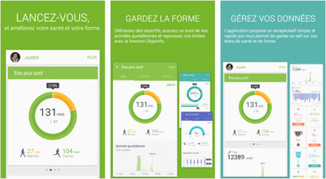 S Health : l'application de santé Samsung disponible pour tous | Patient Hub | Scoop.it