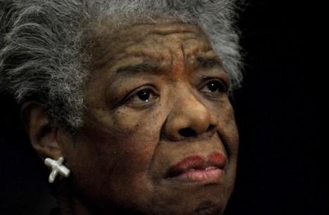 Maya Angelou on leadership, courage and the creative process - Washington Post (blog) | Everyday Leadership | Scoop.it
