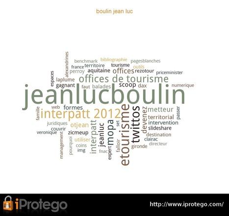 Mon nuage ereputation personnelle avec Googlemii | Outils de veille - Content curator tools | Scoop.it